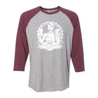 Pint House - Bavarian Girl  - Unisex Raglan