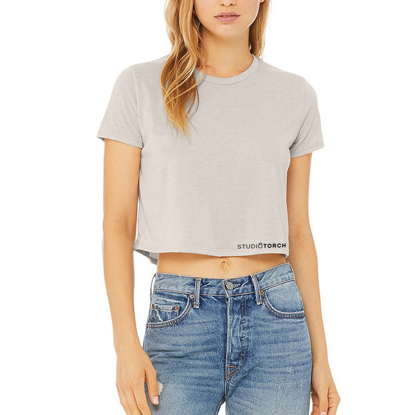 StudioTorch Women's Crop Tee