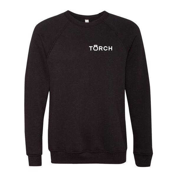 StudioTorch Small Logo Unisex Soft Crewneck