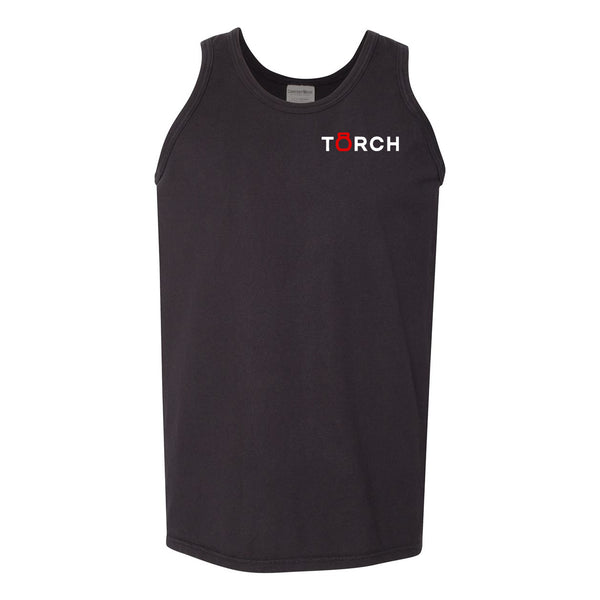 Studio Torch Small Logo Unisex Tank Top