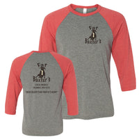 Fat Baxters - Cold Like An Ex - Unisex Soft Blend Raglan