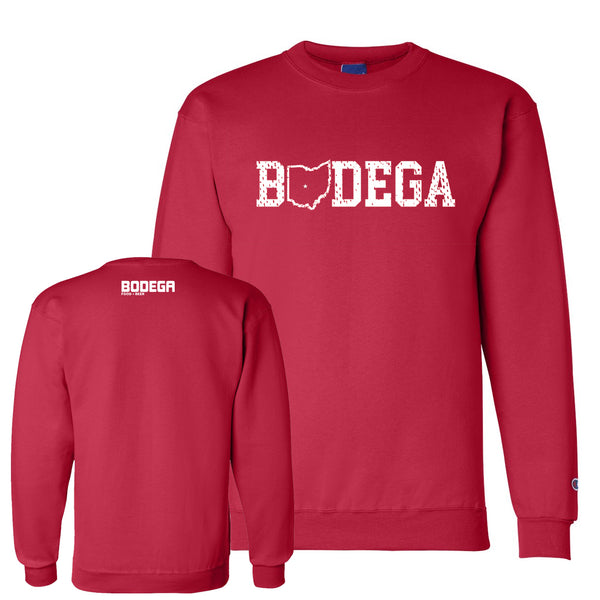Bodega Sports Unisex Champion Crewneck