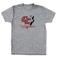 Capital Core Unisex Tri-Blend T-Shirt