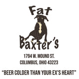 Fat Baxters - Cold Like An Ex - Unisex Hoodie