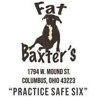Fat Baxters - Practice Safe Six - Unisex Soft Blend T-Shirt