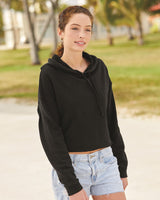 Short North Food Hall - Forever - Crop Fleece Hoodie