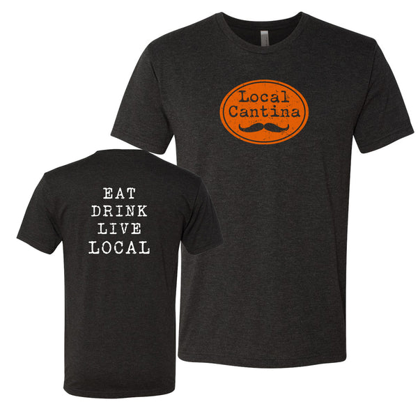 Local Cantina Men's Tri-Blend T-Shirt