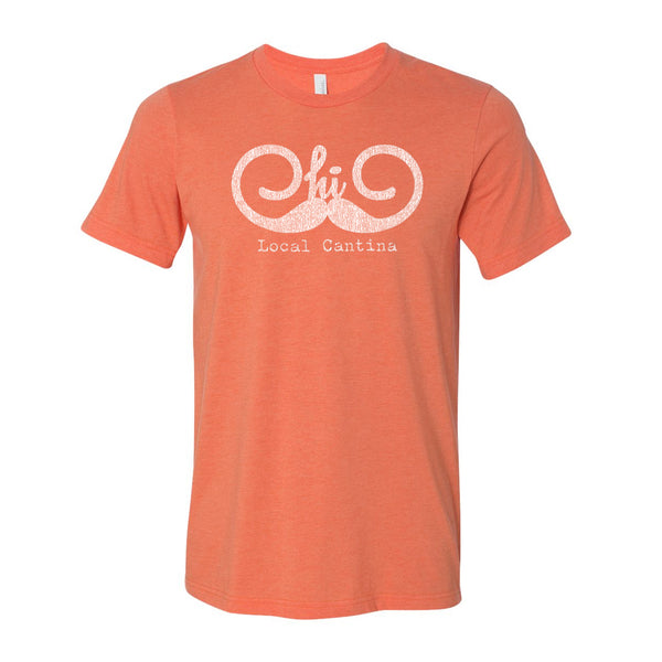 Local Cantina Ohio Mustache - Unisex Soft Blend T-Shirt
