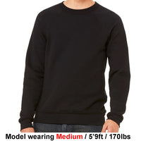 High Bank Men's Cream Forest Sweatshirt