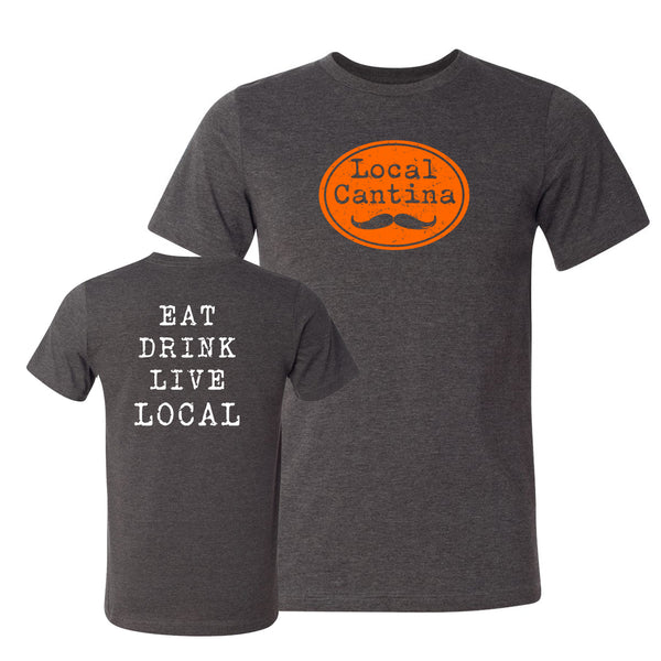 WS Local Cantina Logo - Unisex Soft Blend T-Shirt