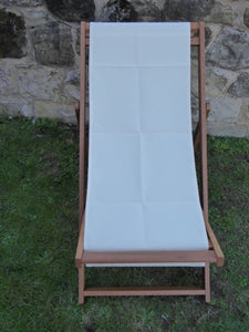 CREAM Tropicana Deck Chair