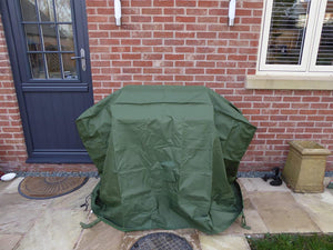 Weatherproof Heavy Duty Large Barbecue Cover