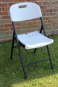 Blow Moulded Folding Garden Chairs For Function Catering
