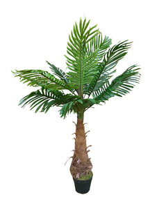 Artificial Plants -1m 3ft Artificial Coco Palm Tree In Pot Garden or House Plant
