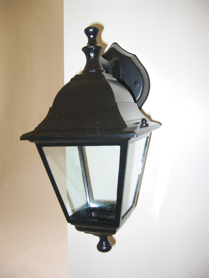 Victorian Hanging Down Garden Wall Light