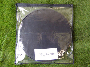 Clear PVC Storage Bags With Zip Toiletries Cushions Bedding Garden Parasol Cover