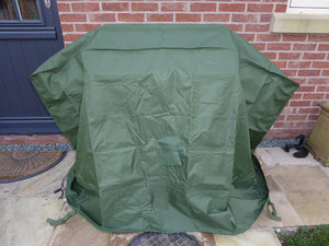 Weatherproof Heavy Duty Wagon/ Trolley Barbecue Cover