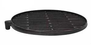 UK-Gardens 30cm Round BBQ Swivel Grill with Edge Cast Iron
