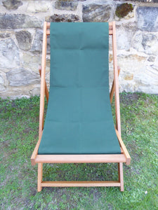 GREEN Tropicana Deck Chair