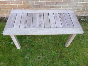 Standard Coffee Table - Grey Finish