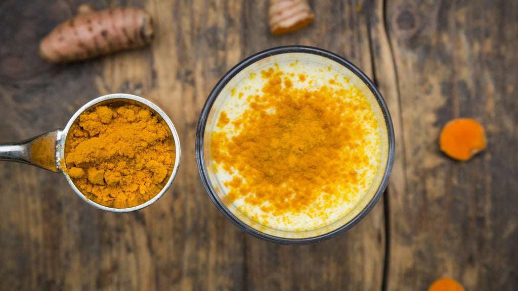 WHY IS EVERYONE OBSESSED WITH TURMERIC?