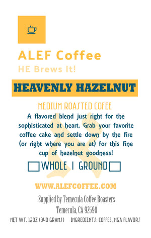 Heavenly Hazelnut