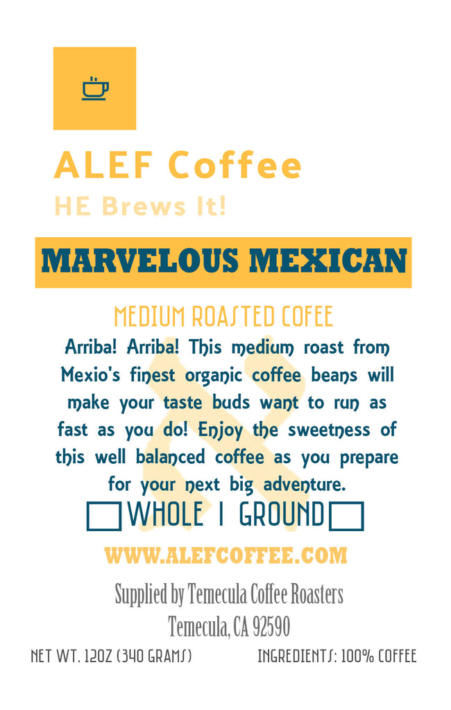 Marvelous Mexican (Organic)