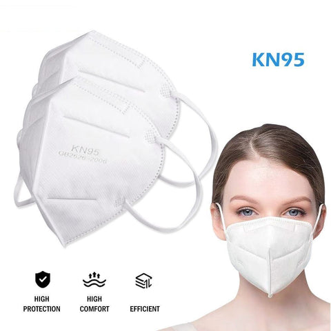 KN95 Face Filter Protector (FFP2) - 5pc