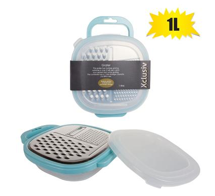 Hillhouse 3 Way Grater