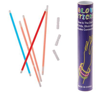 avenusa - GLOW STICKS 50x19.5cm W/CONNECTORS - avenu.co.za - Party & Decorations