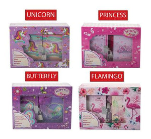 avenusa - Girls Stationery Set 5pc - avenu.co.za - Fun & Games