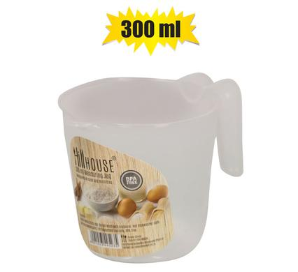 Hillhouse Measuring-Jug Plastic 300ml (1cup)