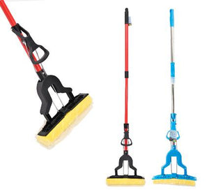 avenusa - Sponge Mop with Telescopic Handle - 1.27 Metres - avenu.co.za - Home & Decor