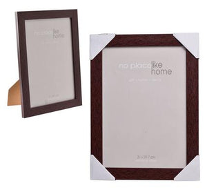 avenusa - A4 Photo Picture Frame, Mahogany - avenu.co.za - Home & Decor