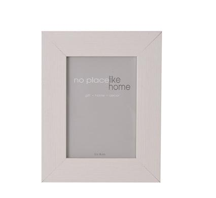 avenusa - Classic White, Wide Boarder Wooden Picture Frame - 13 x 18cm - avenu.co.za - Home & Decor