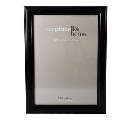 avenusa - A3 Certificate Wooden Picture Frames Black, Prints, Photos, Certificates and Diplomas - avenu.co.za - Home & Decor