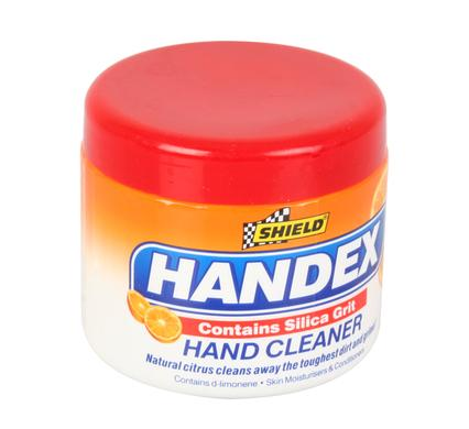 avenusa - Shield Handex Cleaner Grit - 500 g Tub - Oil, Grease, Paint - avenu.co.za - Automotive