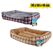 Load image into Gallery viewer, Best Friend Faux Fur Luxury Rectangular Pet Bed (Multiple Sizes)