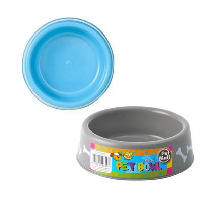 avenusa - PET DOG/CAT-BOWL PL SMALL 17cm - avenu.co.za - Pet Supplies