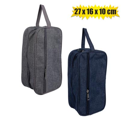 Polyester Toiletry Bag 27x16x10cm