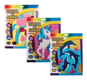 avenusa - Art+Craft Create Glitter+Sand Art Set - avenu.co.za - Arts & Crafts