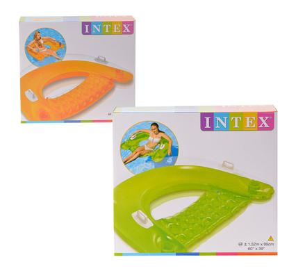 avenusa - Intex Sit 'N Float Pool Lounger - avenu.co.za - Pool & Outdoor
