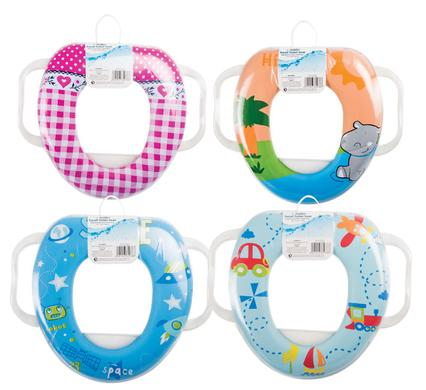 avenusa - Sturdy Toddler Potty Seat, Soft Cushion with Built in Handles - avenu.co.za - Baby