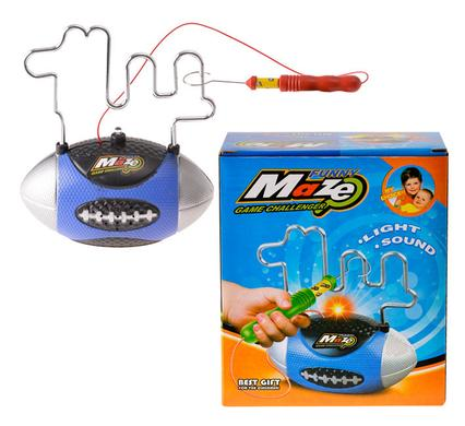 avenusa - Maze Game Wire Buzzer Challenger With Lights and Sound 20 cm - avenu.co.za - Toys & Games