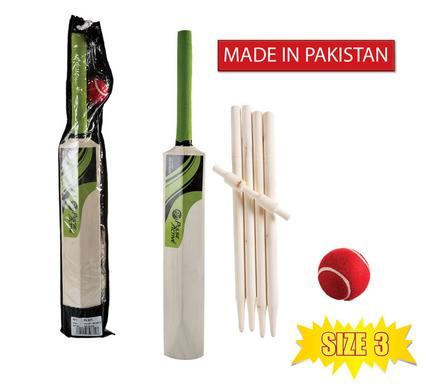 Cricket-set size-3 - 8year Old