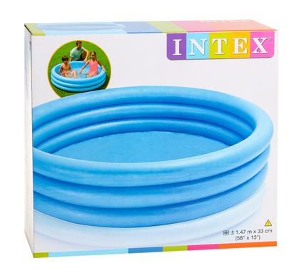 avenusa - Intex Crystal Blue Blow Up Pool 1.47 meter Diameter x 33cm - avenu.co.za - Sports & Outdoors