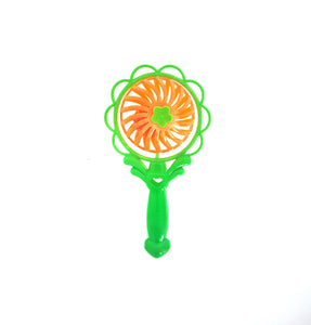 Royal Baby Sunflower Rattle with Handle