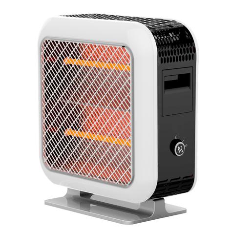 Goldair GQH-1267 - Two Sided Quartz Ceramic Element Heater