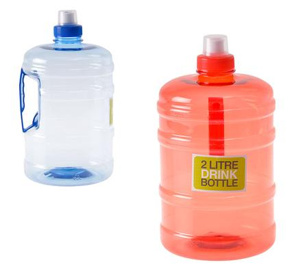 avenusa - Water Jug 2L Large Sport Water Bottle - avenu.co.za - Home & Decor
