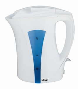 Ideal - Automatic 1.7 Litre Electric Kettle (White in Colour) 2000W